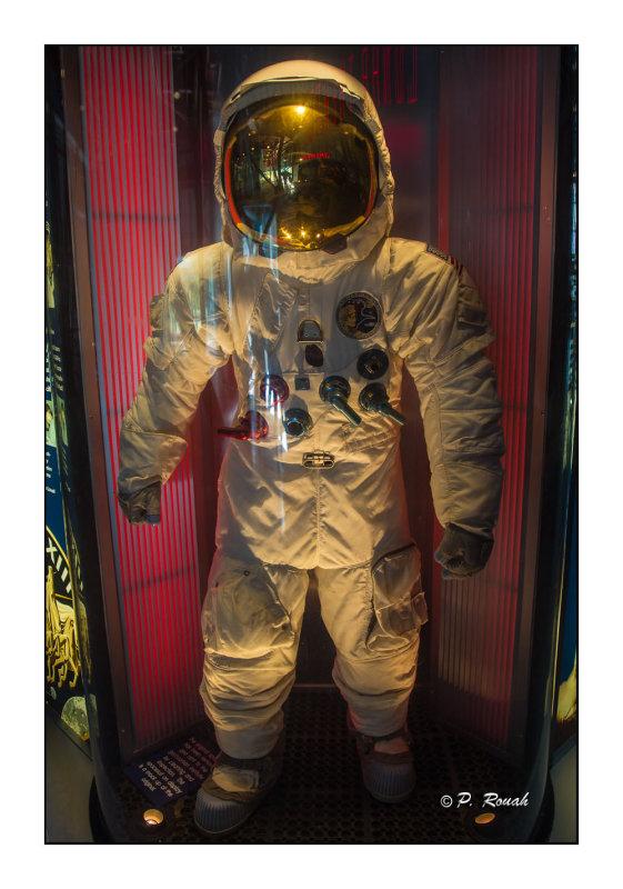 Extra-Vehicular Suit - 2874