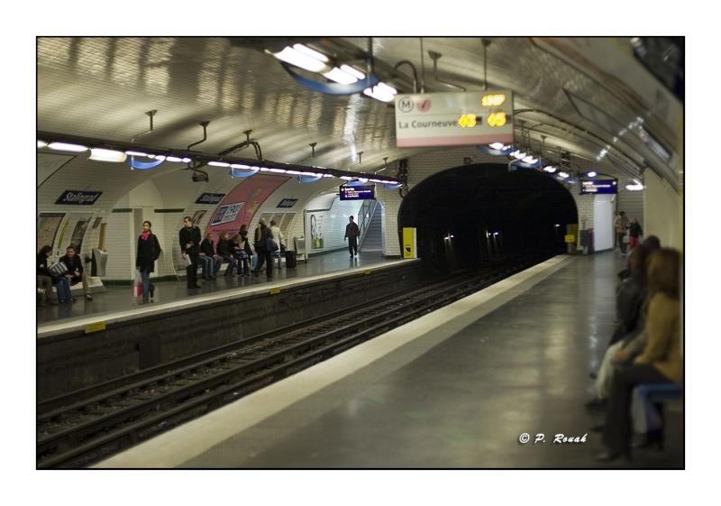 Les entrailles de Paris
