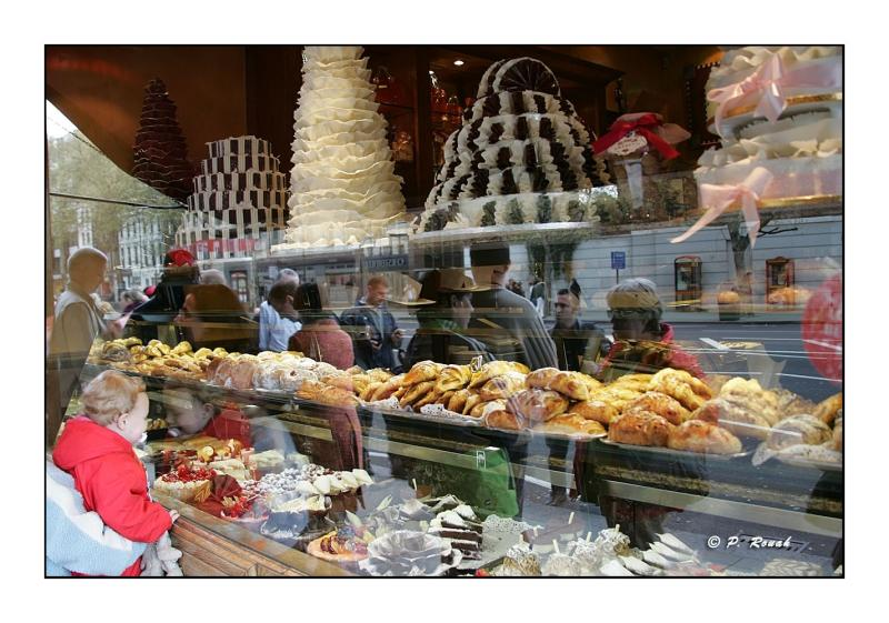 Patisserie française in London