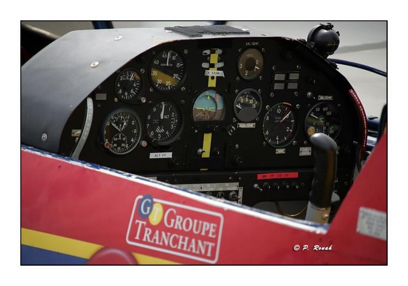 Cockpit for ladies ?!