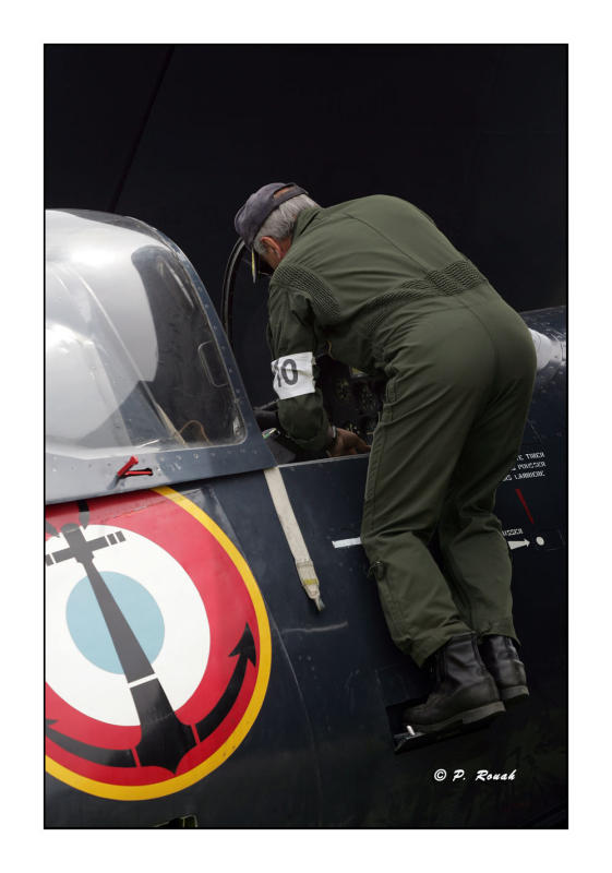 Corsair Pilot