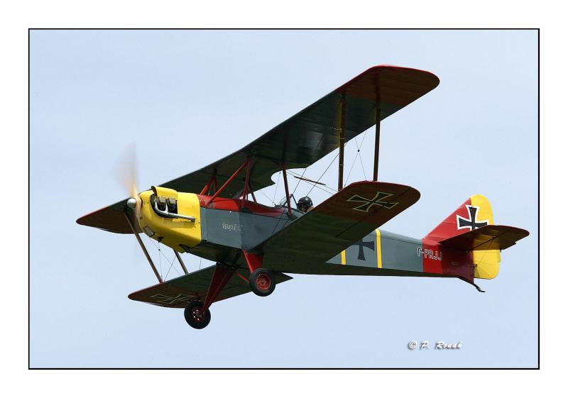 German fighter L55 Colibri