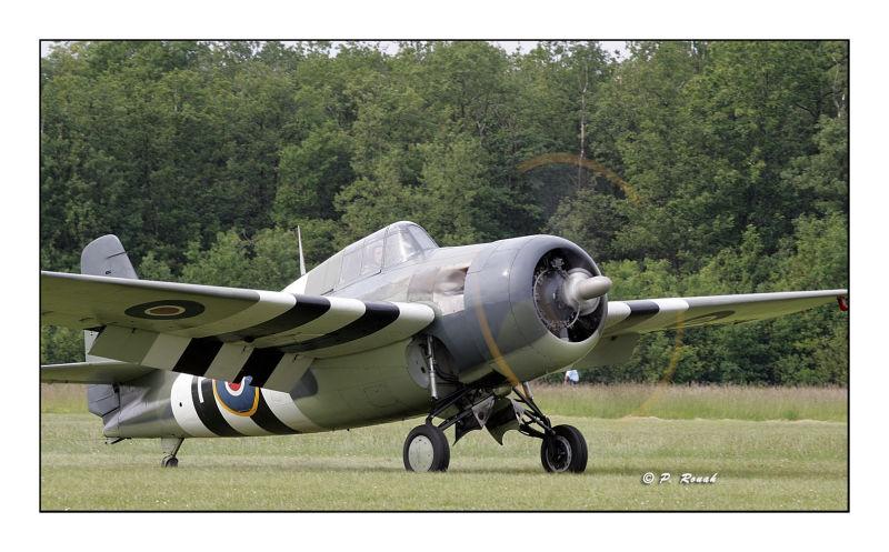 RAF - Grumman F4F Wildcat