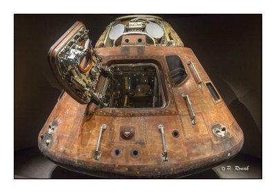 Apollo 17 capsule - 2918