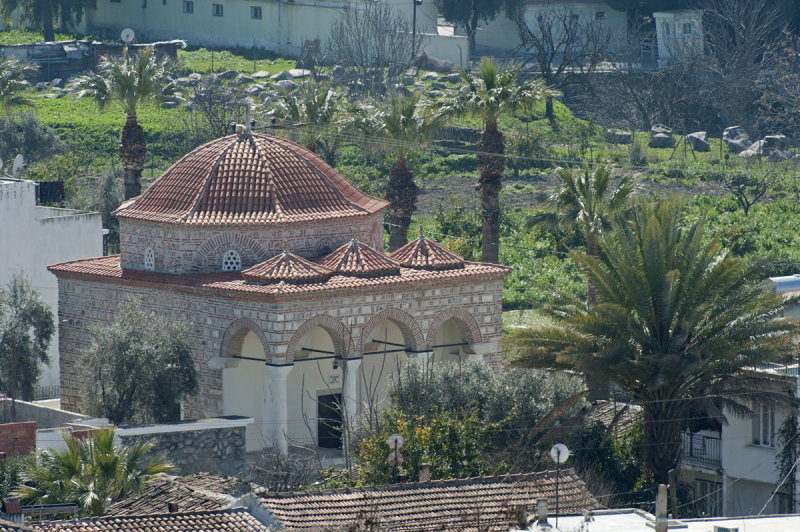 Selcuk Basilica of St John the Apostle March 2011 3182.jpg