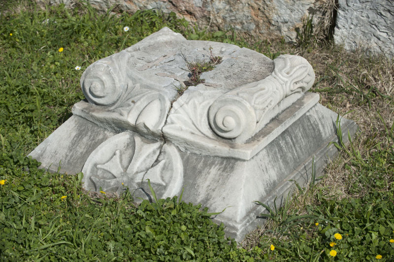 Selcuk Basilica of St John the Apostle March 2011 3197.jpg