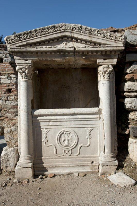 Selcuk Basilica of St John the Apostle March 2011 3302.jpg
