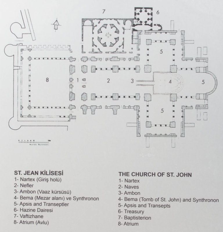 Selcuk March Ground plan basilica.jpg
