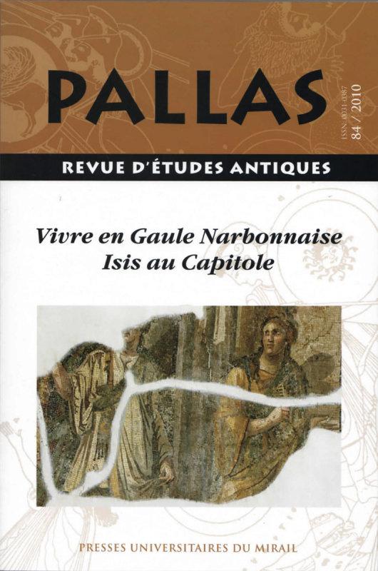 Vivre en Gaule Narbonnaise