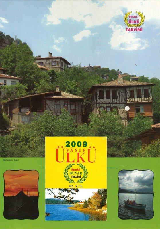 Ülkü kalender  2009