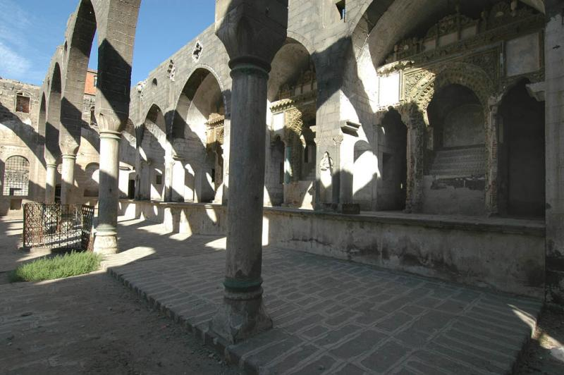 Diyarbakir Armenian church 2830