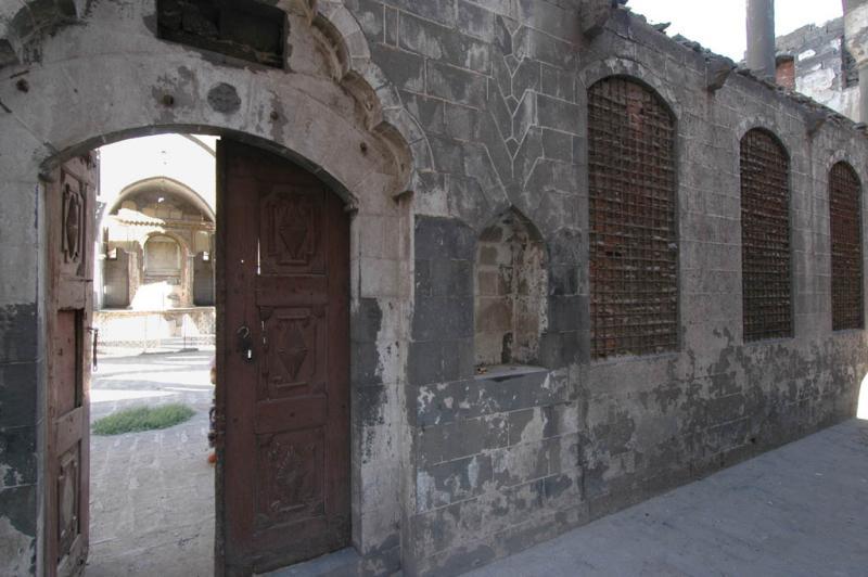 Diyarbakir Armenian church 2832