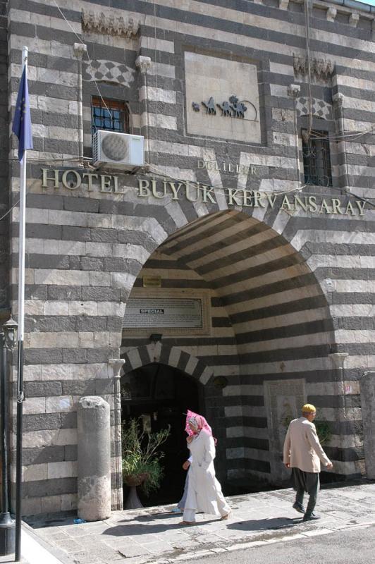 Diyarbakir old han now hotel 3037