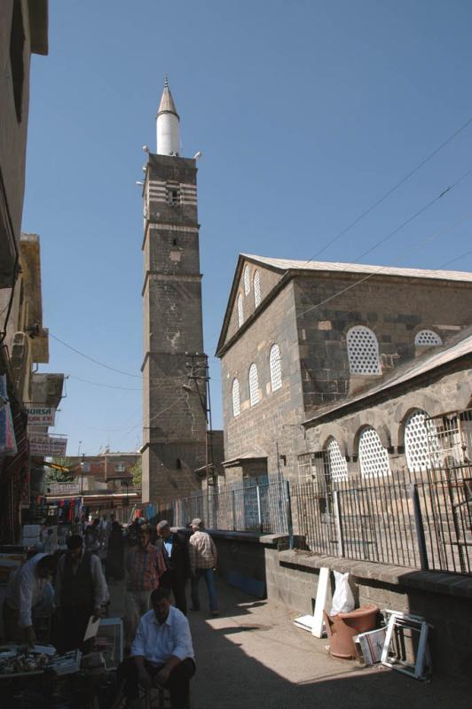 Diyarbakir near Ulu Camii 3031