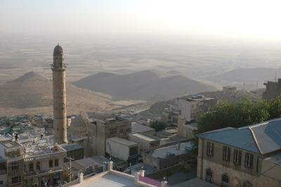 Mardin view from Sultan Isa Medresesi 2460