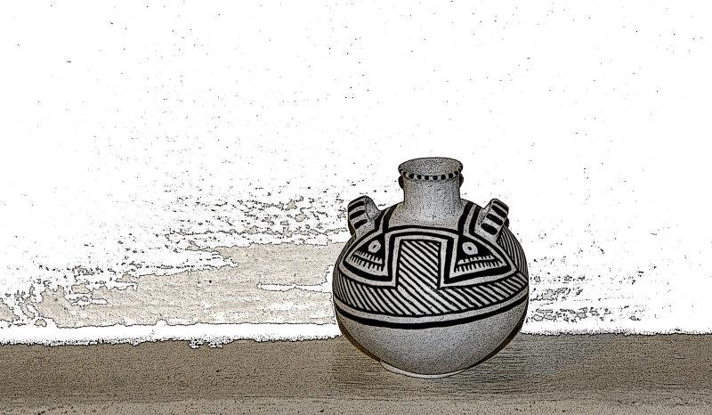 Early Pueblo Pot