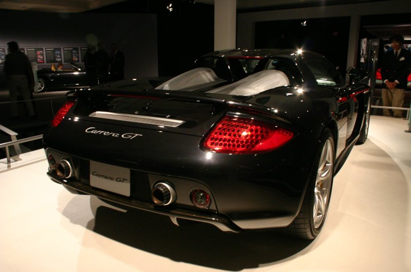 Porsche Carerra GT