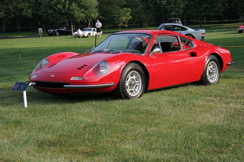 1970 Ferrari 246 GT Dino