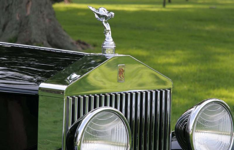 Classic Rolls Grille