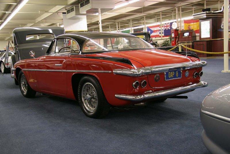 1952 Ferrari Inter 212 Vignale Coupe
