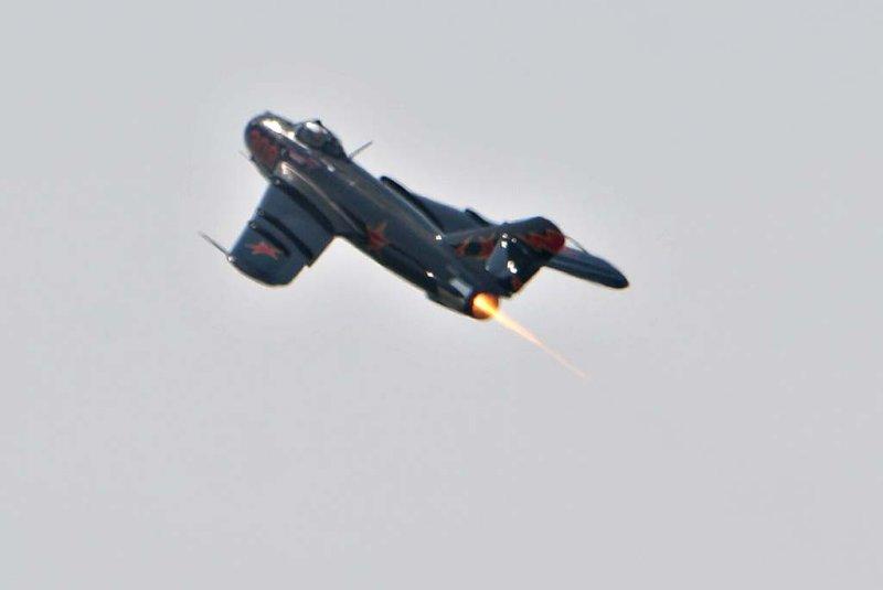 MIG 17 Fighter