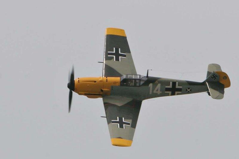Messerschmidt Bf-109