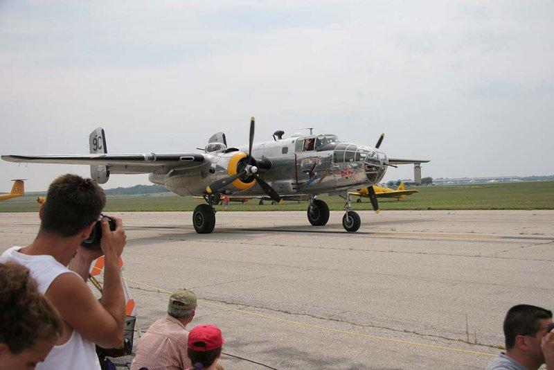 B-25 Mitchell Bomber