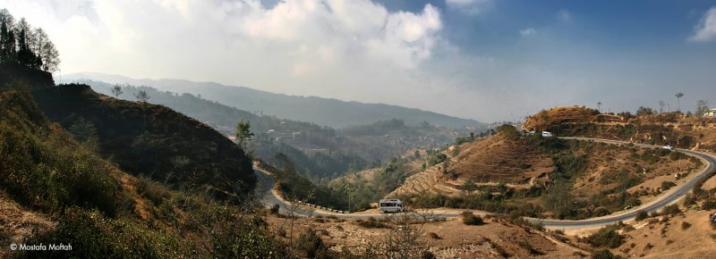 Kathmandu - Panorama #2