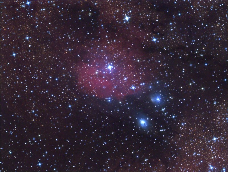NGC6589-90 LHaRGB