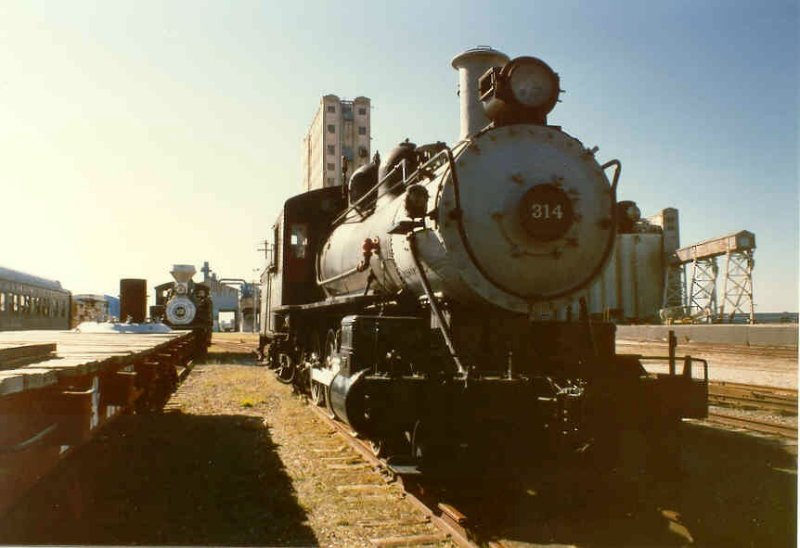 Southern Pacific 314