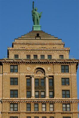 Former Liberty Bank Building