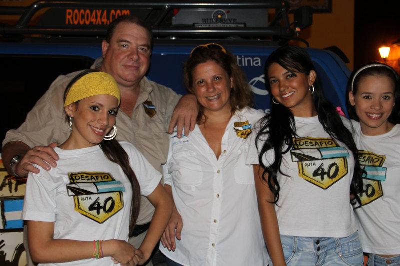 Emilio Scotto en Cartagena de Indias