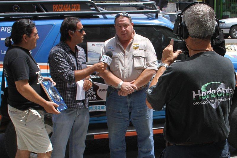 SAN LUIS TV Horizonte - Emilio Scotto con assist-med vivi tu mejor viaje