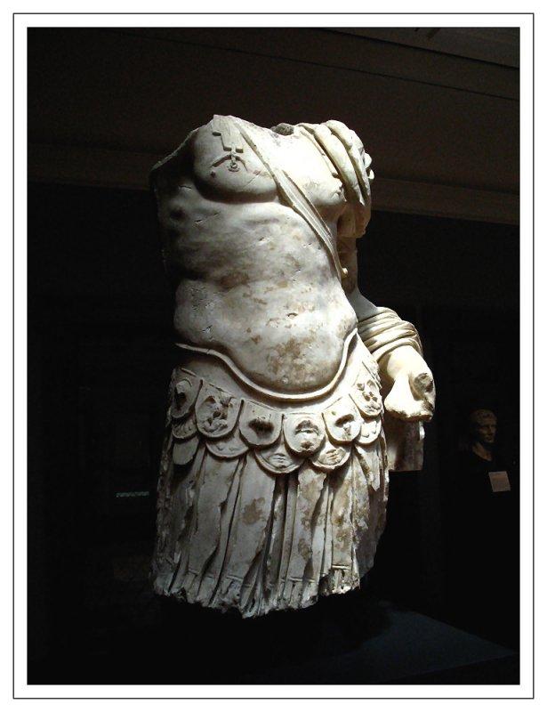 Torso of a Man - Roman, A.D. 83 - 85