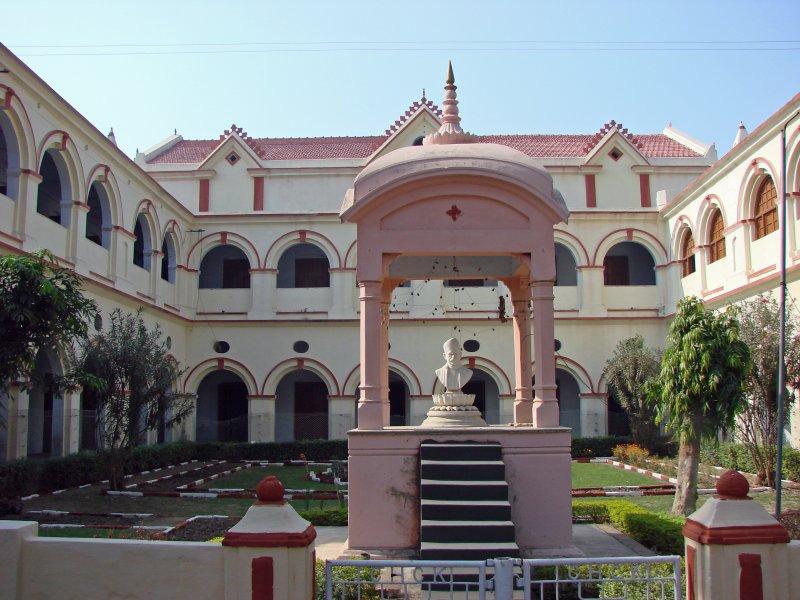 Classrooms  Building