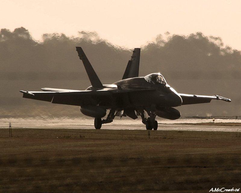 RAAF Hornets WLM 13 Jul 06