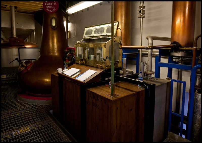 Distillation at Klichoman