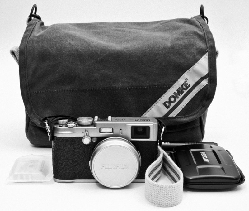 Carry Kit for Fuji X100