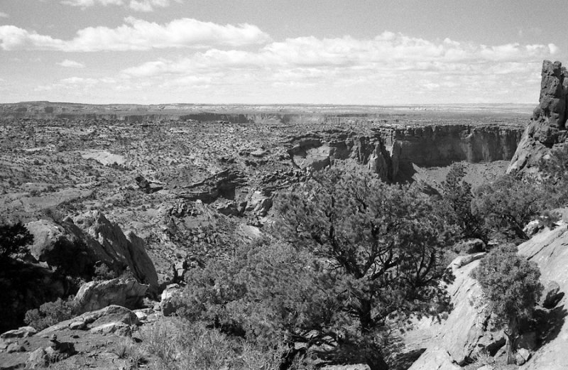 Canyonlands NP - Island in the Sky District