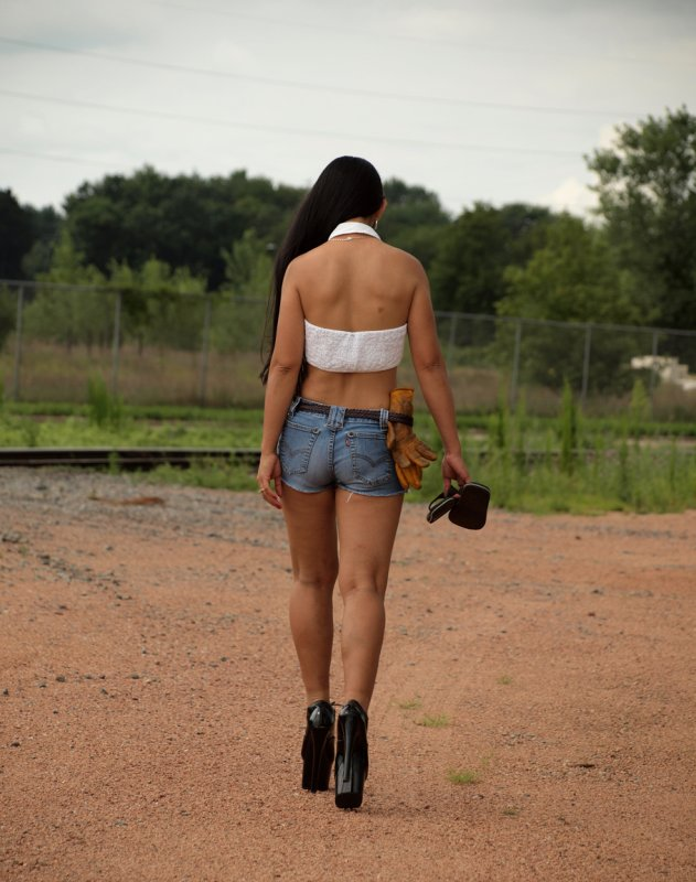 I Gonna Go Find A Train....