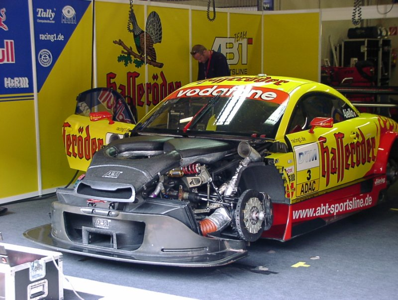 DTM 2003 A1 Ring 2003