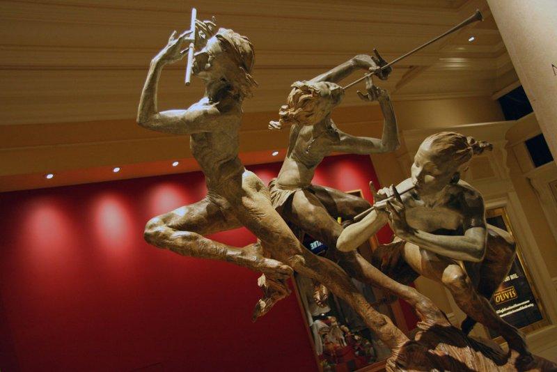 Art of Richard MacDonald presented by Cirque du Soleil
