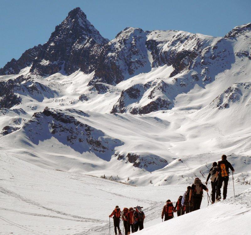 Gita alla cima Fournier