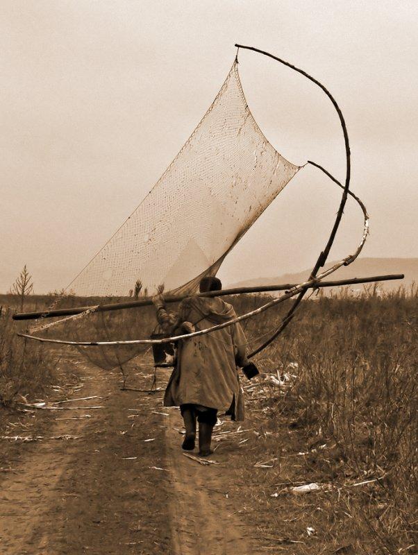 Gone Fishing  - Barlad Romania