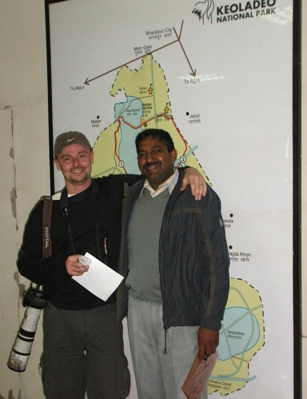 Goverdhan Singh and Søren Kristoffersen