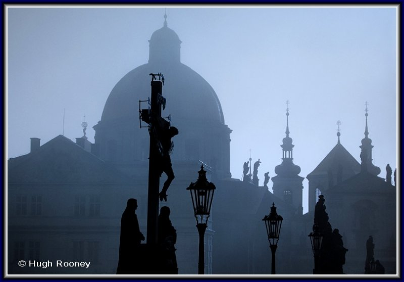 Czech Republic - Prague - Charles Bridge