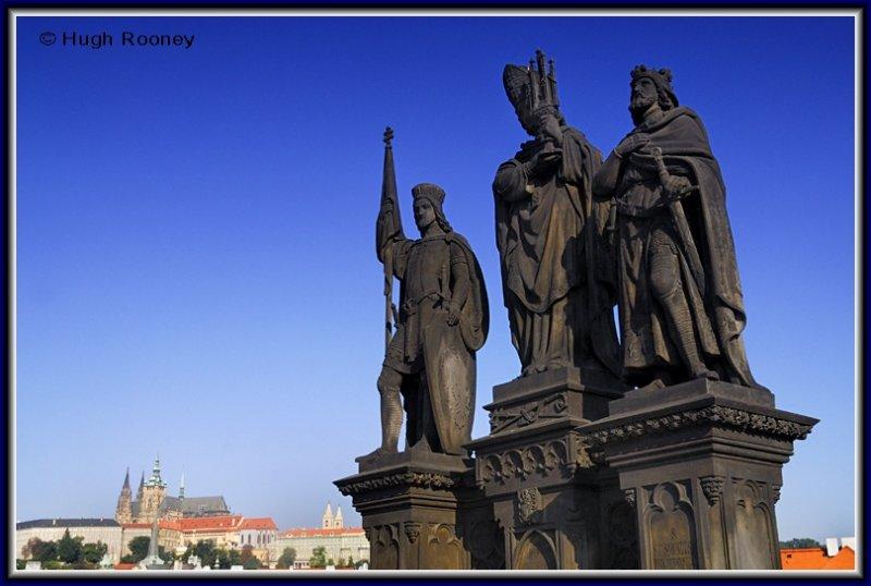 Czech Republic - Prague - Charles Bridge