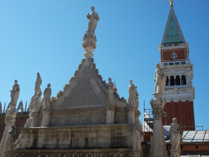 Venice Doge palace