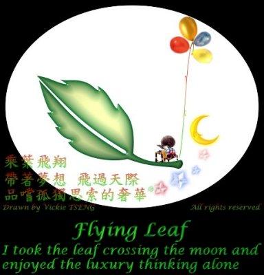 Flying Leaf