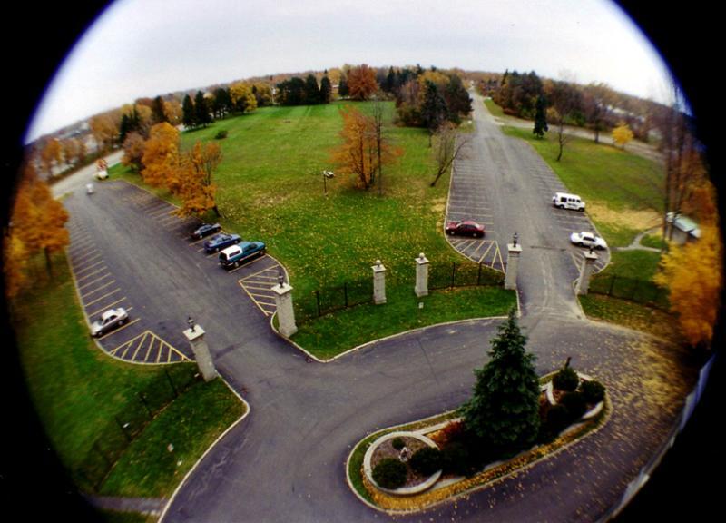 wurlitzer parking lot
